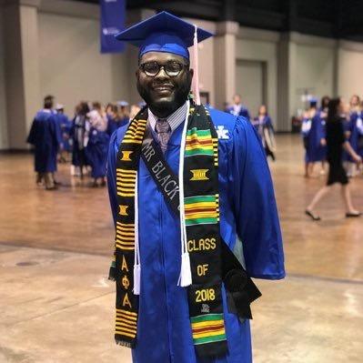 Blake Denson graduation