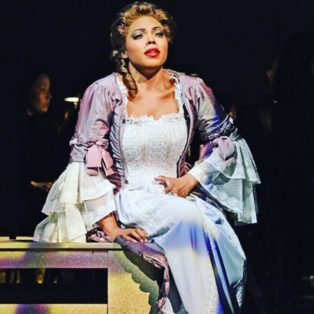 Kristin Lewis in Manon Lescau at Dallas Opera